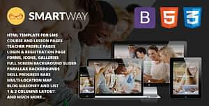 Smartway – Learning & Courses HTML Template