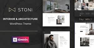Stoni – Architecture Agency WordPress Theme