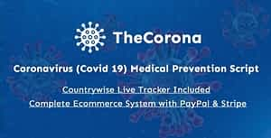 TheCorona – Coronavirus (Covid 19) Medical Prevention Script