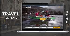 Tour & Travel HTML Template