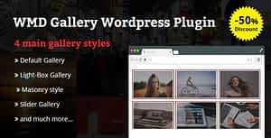 WMD Gallery WordPress Plugin