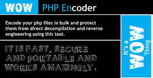 WoW PHP Encoder PRO