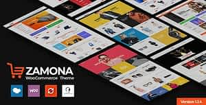 Zamona – Responsive WooCommerce WordPress Theme