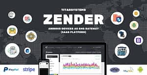 Zender – Android Mobile Devices as SMS Gateway (SaaS Platform)