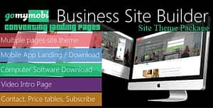 gomymobiBSB's Site Theme: Converting Landing Pages