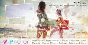 iPhotor – Photo Effects & Editor PHP
