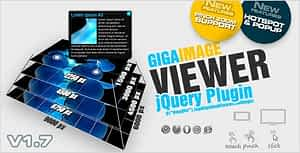 jQuery Giga Image Viewer – animated zoom and pan