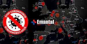 Emantals – Hospital Management System with Website