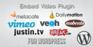 Embed Video Plugin for WordPress