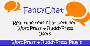 FancyChat – WordPress and BuddyPress Plugin