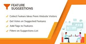 Feature Suggestions – WordPress Plugin to collect & manage suggestions from Website Visitors