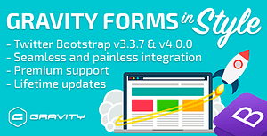 Gravity Forms in Style – Twitter Bootstrap