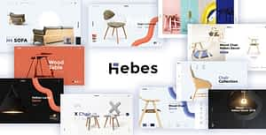 HEBES – Multipurpose Ecommerce HTML Template