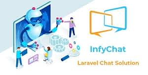 InfyChat – Laravel Chat App (Private + Group Chat)