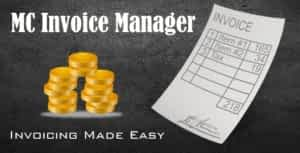 Download MC Invoice Manager – PHP Script