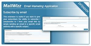 MailWizz EMA – Subscribe by email