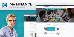 Me Finance – Business and Consulting HTML Template