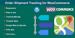Order Shipment Tracking for WooCommerce