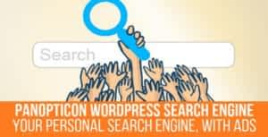 Panopticon – Your Own Search Engine – Plugin for WordPress