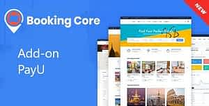 PayU Money payment gateway for Booking Core
