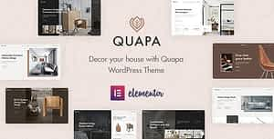 Quapa – Furniture WooCommerce WordPress Theme