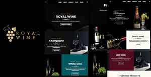 Royalwine – Wine and Winery HTML Template