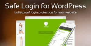 Safe Login for WordPress – Premium Security Plugin