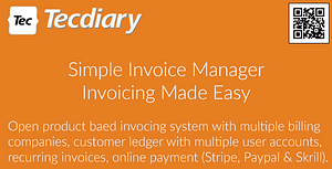 Simple Invoice Manager – Invoicing Made Easy