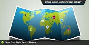 Super Store Finder – Custom Markers Add-on
