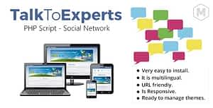 TalkToExperts – Social Platform to Share Knowledge