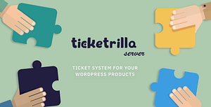 Ticketrilla – Ticket System for WordPress themes and plugins
