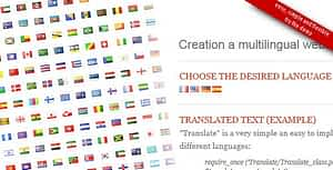 Download Translate PHP class – PHP Script