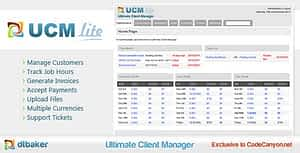 Ultimate Client Manager – Lite Edition