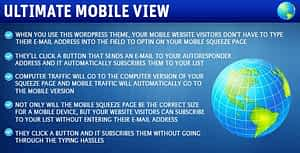 Ultimate Mobile View – WordPress Plugin