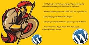 WP Defender : Security Plugin for WordPress