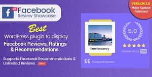 WP Facebook Review Showcase – FB Page Review Plugin for WordPress