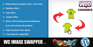 WooCommerce Products Image Swapper