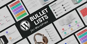 WordPress Bullet List Plugin with Layout Builder