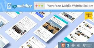 WordPress Mobile Website Builder Plugin