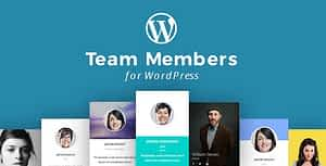 WordPress Team Members Plugin with Layout Builder