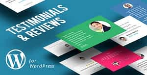 WordPress Testimonials and Reviews Plugin with Layout Builder