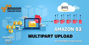 AWS Amazon S3 – Multipart Uploader