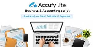 Accufy Lite – Business & Accounting Software