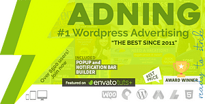 Adning Advertising – Professional, All In One Ad Manager for WordPress