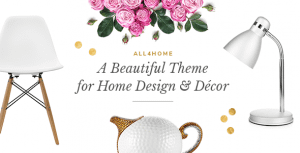 All4Home – Home Decoration Theme