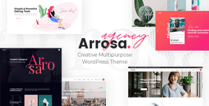 Arrosa – Startup Business Theme