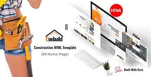 Crobuil – Construction HTML5 Template.