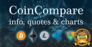 Crypto Compare | Coin Market Cap, Chart, Widget, Watchlist, News | All in One Cryptocurrency App
