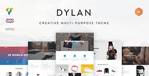 Dylan – Responsive Multi-Purpose WordPress Theme