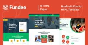 Fundee – NonProfit Charity HTML5 Template